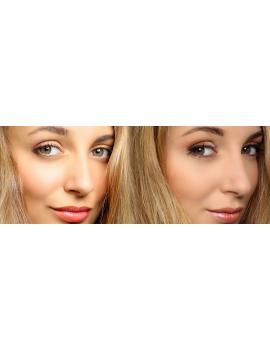 Demostración Maquillaje Natural + Novia 588